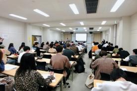 浜松学院大学 特別授業に講師として参加致しました。